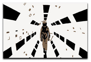 2001 A Space Odyssey Canvas Print & Poster - Canvas Art Rocks
