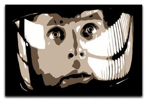 2001 A Space Odyssey Close Up Canvas Print & Poster - Canvas Art Rocks
