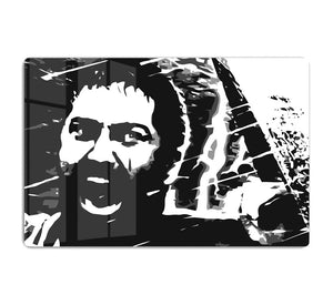 300 Movie King Leonidas HD Metal Print