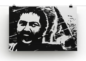 300 Movie King Leonidas Print - Canvas Art Rocks - 3