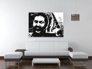 300 Movie King Leonidas Print - Canvas Art Rocks - 4