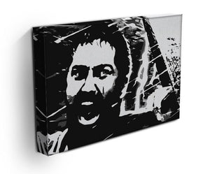 300 Movie King Leonidas Print - Canvas Art Rocks - 2