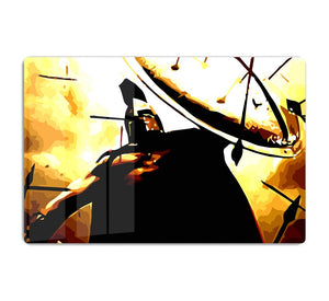 300 Movie Shield HD Metal Print