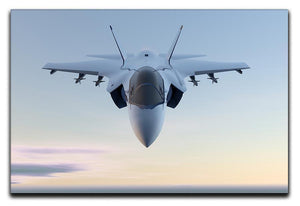 3D Jet F-35 fighter Canvas Print or Poster  - Canvas Art Rocks - 1