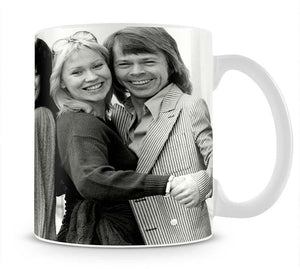 ABBA as couples Mug - Canvas Art Rocks - 1