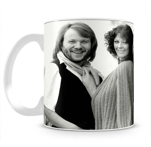 ABBA as couples Mug - Canvas Art Rocks - 2