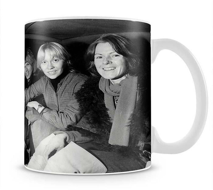 ABBA in a car Mug