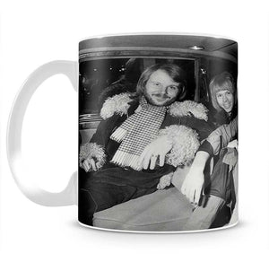 ABBA in a car Mug - Canvas Art Rocks - 2