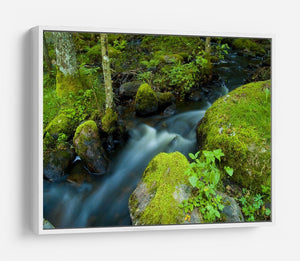 A small HD Metal Print