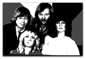 Abba Canvas Print or Poster  - Canvas Art Rocks - 1