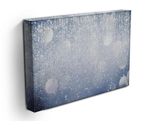 Abstract silver lights Canvas Print or Poster - Canvas Art Rocks - 3