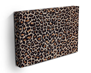 Abstract texture of leopard Canvas Print or Poster - Canvas Art Rocks - 3