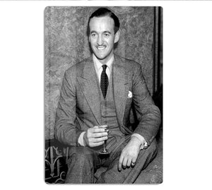 Actor David Niven in 1939 HD Metal Print