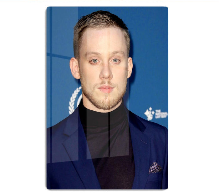Actor Joe Cole HD Metal Print