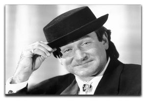 Actor Robin Williams Canvas Print or Poster  - Canvas Art Rocks - 1