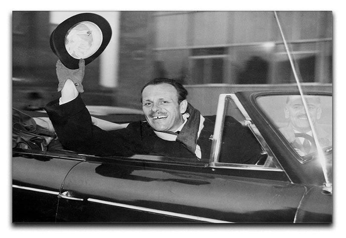 Actor Terry Thomas Canvas Print or Poster