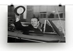 Actor Terry Thomas Canvas Print or Poster - Canvas Art Rocks - 2