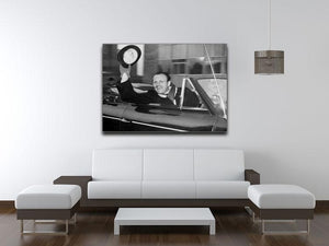 Actor Terry Thomas Canvas Print or Poster - Canvas Art Rocks - 4