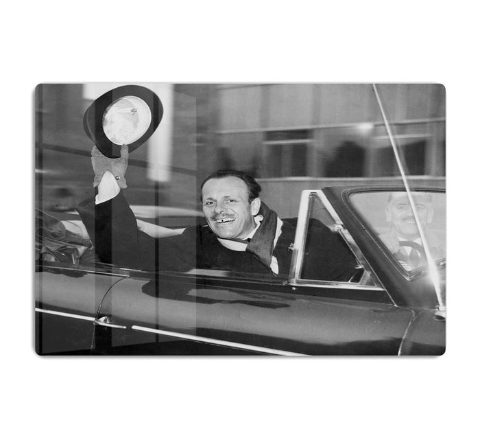 Actor Terry Thomas HD Metal Print
