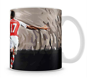 Alexis Sanchez Mug - Canvas Art Rocks - 1