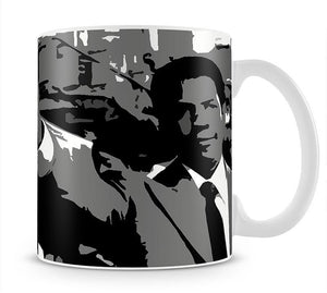 American Gangster Mug - Canvas Art Rocks - 1