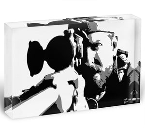 American Sniper Acrylic Block - Canvas Art Rocks - 1