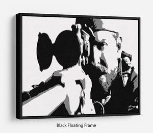 American Sniper Floating Frame Canvas
