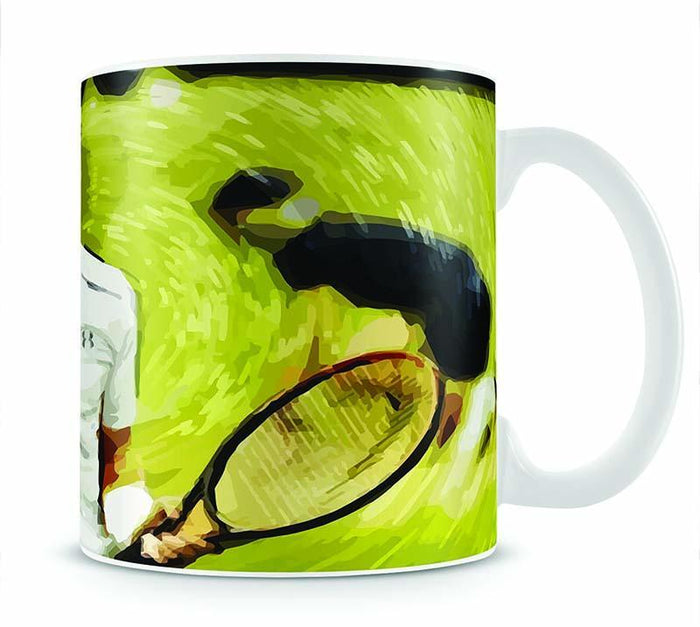 Andy Murray Wimbledon Mug