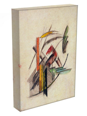 Animal by Franz Marc Canvas Print or Poster - Canvas Art Rocks - 3