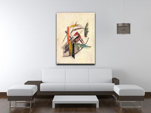 Animal by Franz Marc Canvas Print or Poster - Canvas Art Rocks - 4