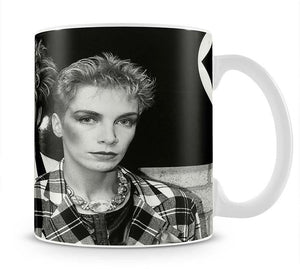 Annie Lennox and Dave Stewart The Eurythmics Mug - Canvas Art Rocks - 1