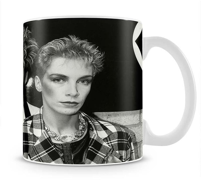 Annie Lennox and Dave Stewart The Eurythmics Mug