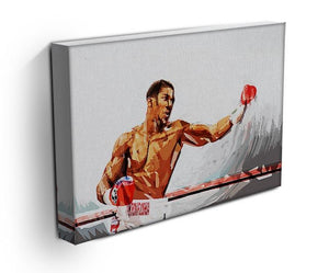 Anthony Joshua Canvas Print or Poster