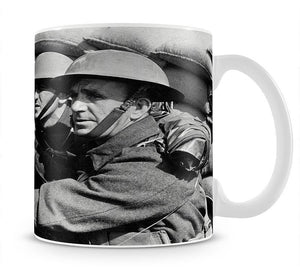Anti-aircraft station Mug - Canvas Art Rocks - 1