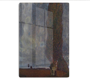 Approaching Thunderstorm by Klimt HD Metal Print