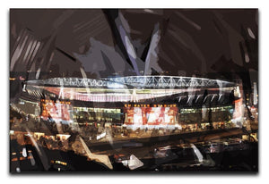 Arsenal Emirates Stadium Canvas Print or Poster  - Canvas Art Rocks - 1