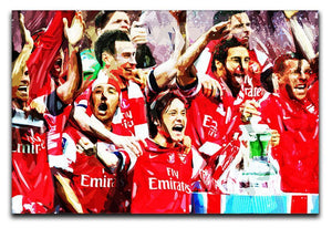 Arsenal FA Cup Canvas Print or Poster  - Canvas Art Rocks - 1