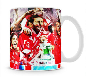 Arsenal FA Cup Mug - Canvas Art Rocks - 1