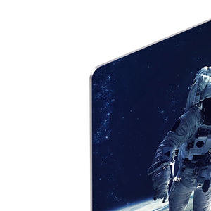 Astronaut at spacewalk HD Metal Print
