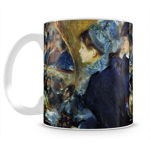 At the theatre by Renoir Mug - Canvas Art Rocks - 2