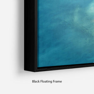 Atoll Floating Frame Canvas - Canvas Art Rocks - 2