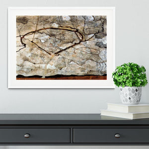 Autumn tree in the wind Egon Schiele Framed Print - Canvas Art Rocks - 5