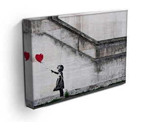 Banksy There is Always Hope Print - Canvas Art Rocks - 3