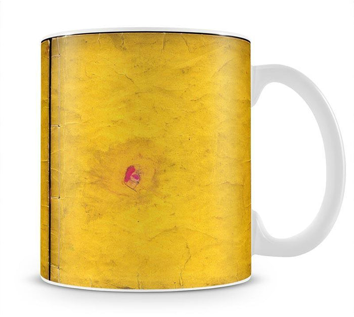 Back Page by Hokusai Mug