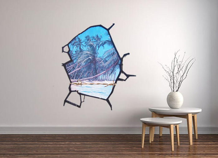 Banksy Finding Paradise Wall Sticker