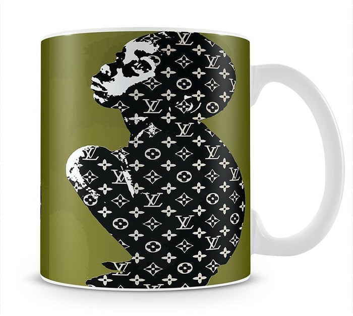 Banksy Louis Vuitton Kid Mug