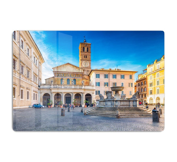 Basilica of Saint Mary in Rome HD Metal Print