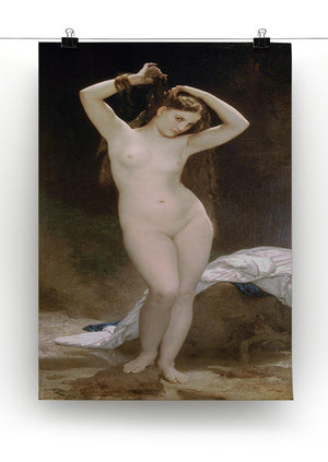 Bather By Bouguereau Canvas Print or Poster - Canvas Art Rocks - 2