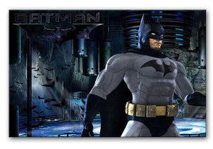 Batman Print - The Caped Crusader - Canvas Art Rocks