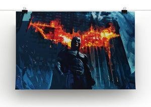 Batman Print - Canvas Art Rocks - 2